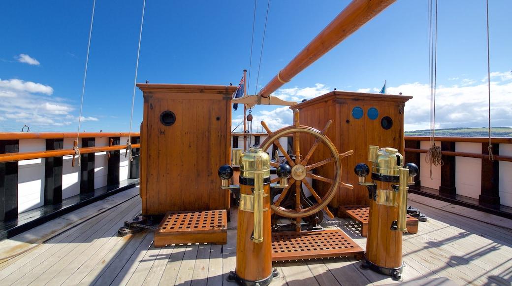 发现号船博物馆