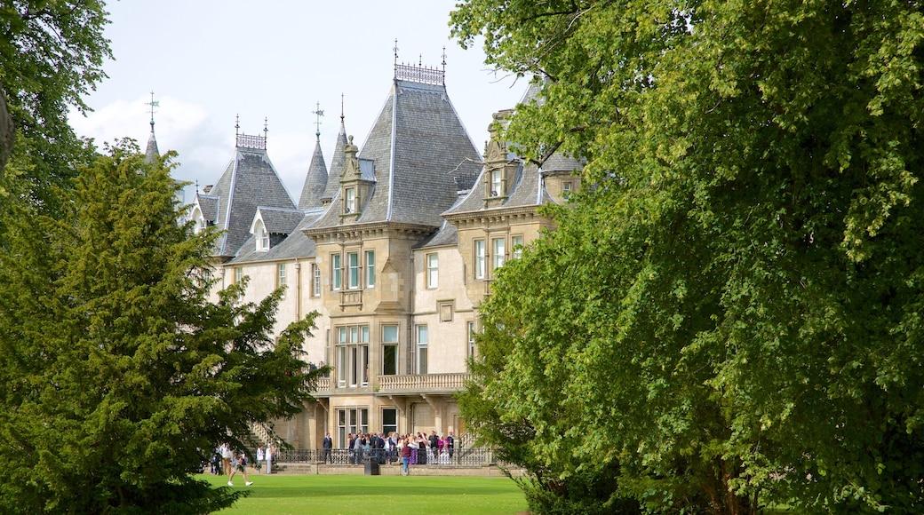 Callendar House qui includes patrimoine historique et château ou palais