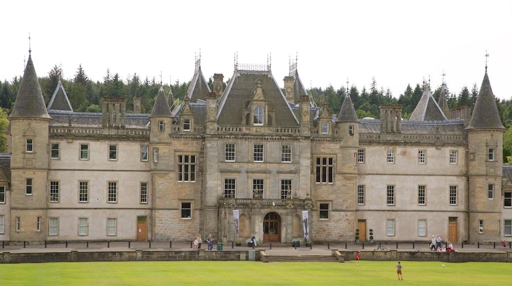 Callendar House montrant château et patrimoine historique