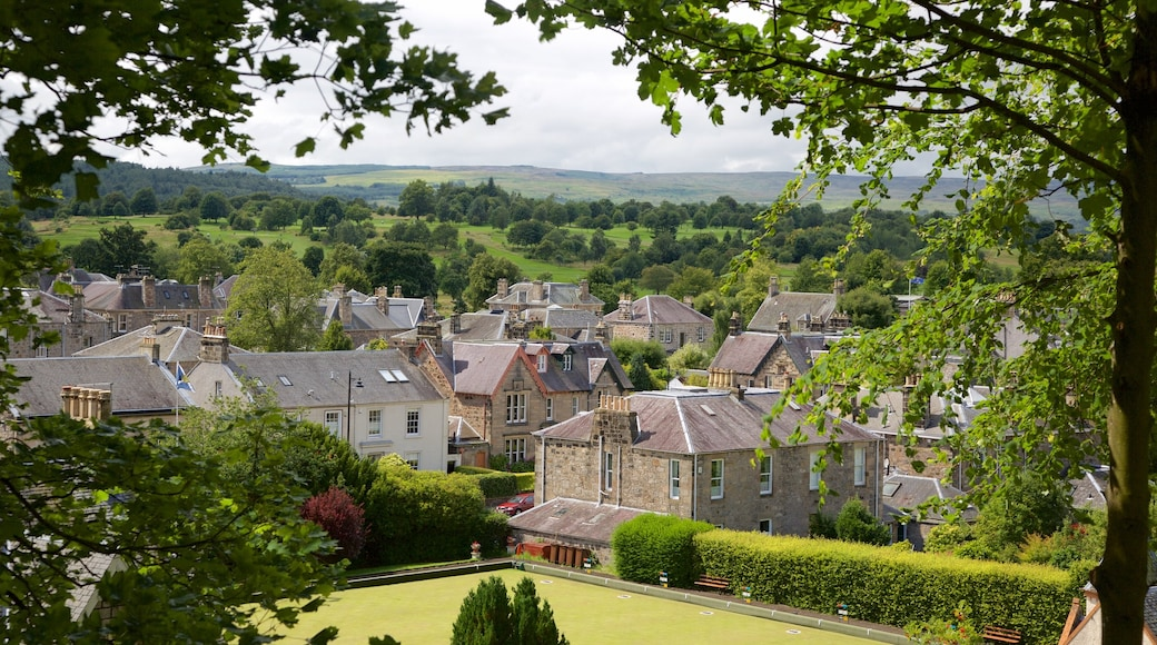 Stirling which includes a small town or village