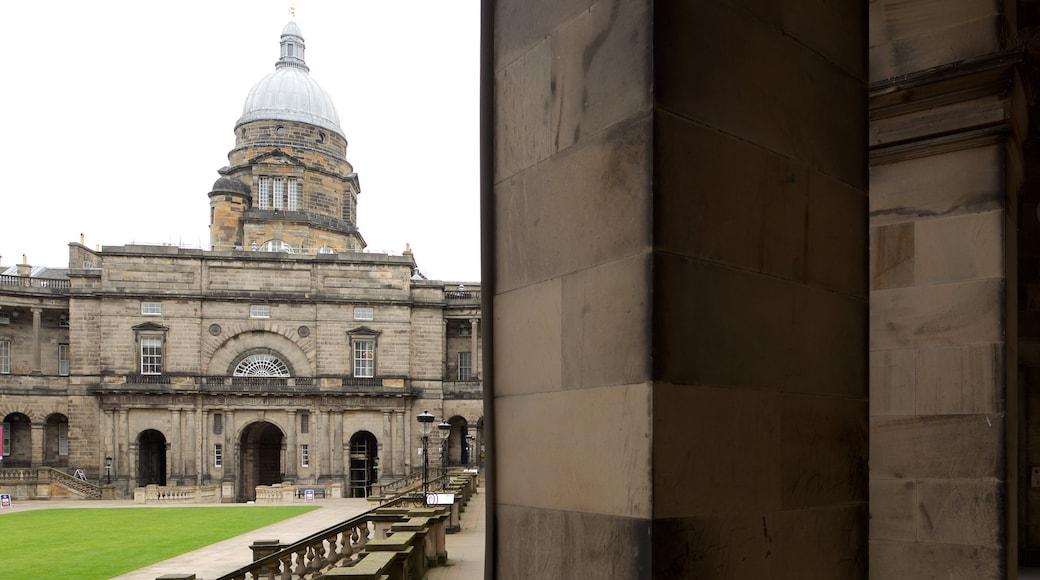 Università di Edimburgo caratteristiche di oggetti d\'epoca e architettura d\'epoca