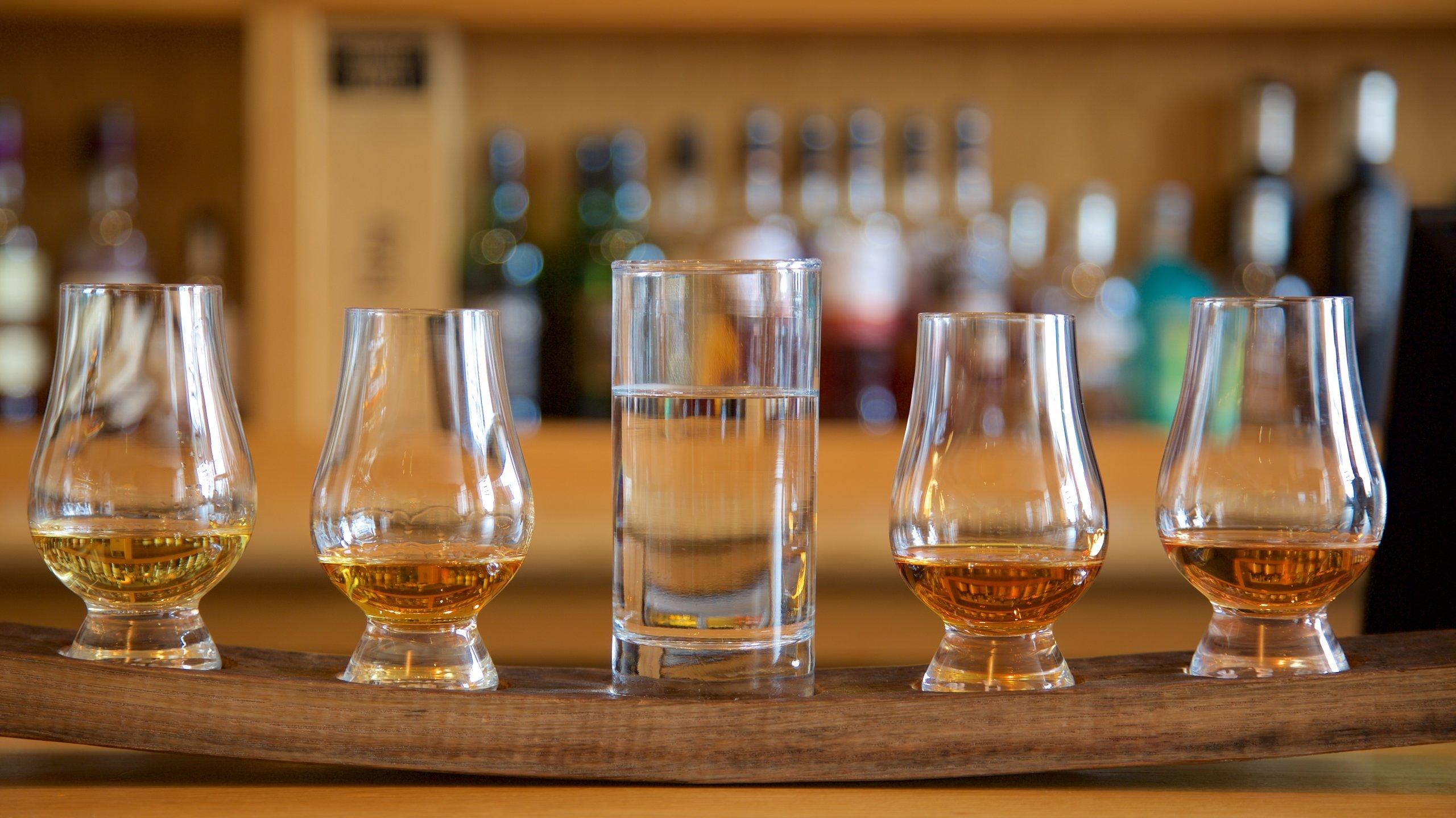 Scotch Whisky Experience, Edinburgh, Schottland, Großbritannien