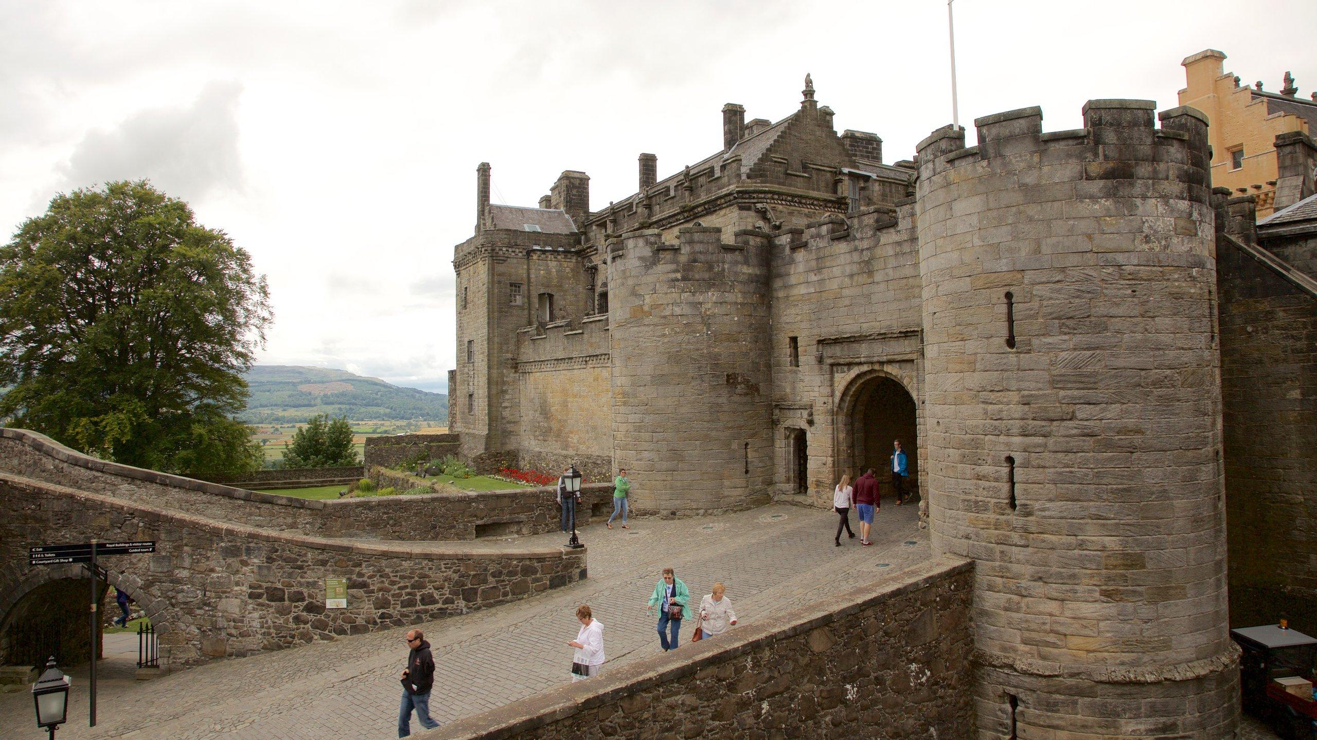 Stirling Castle, Stirling, Scotland, United Kingdom