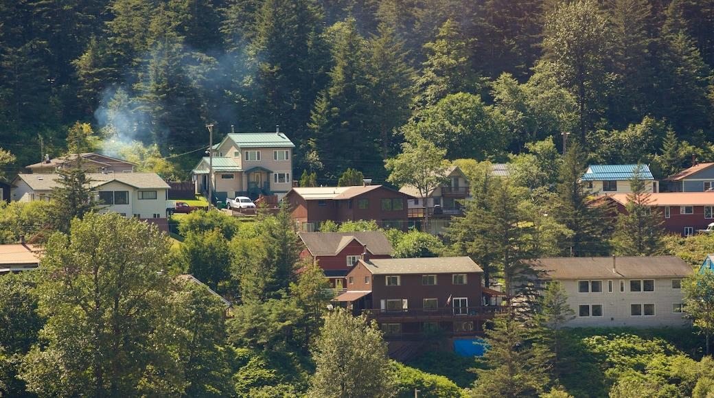 Juneau das einen Kleinstadt oder Dorf