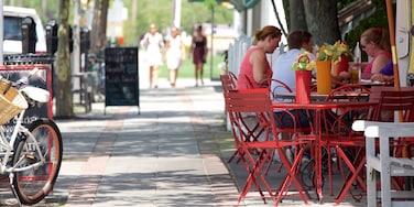 海洋城 设有 戶外用膳, 咖啡文化環境 和 街道景色