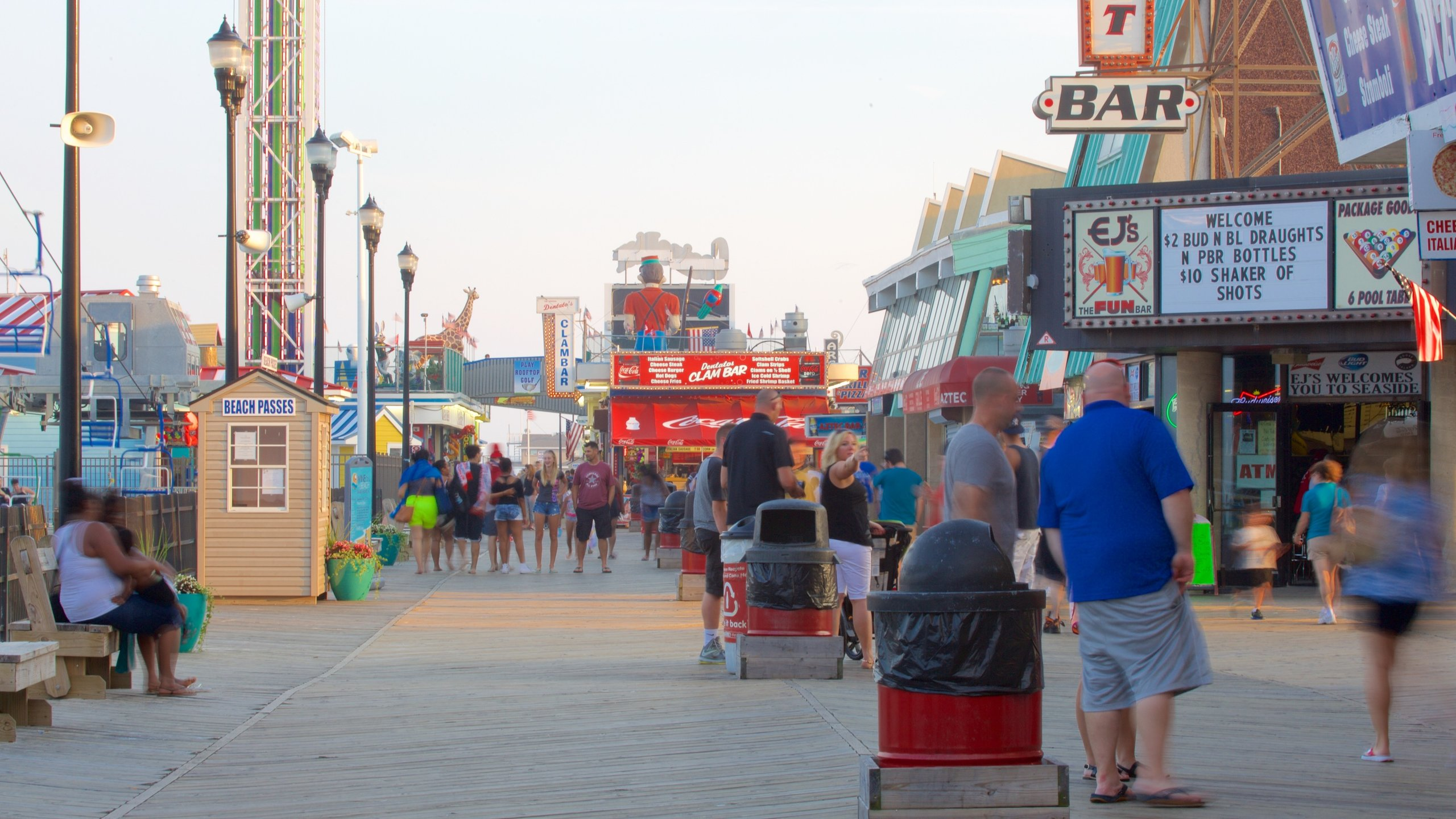 Top 10 Hotels In Seaside Heights Boardwalk From 86 Night