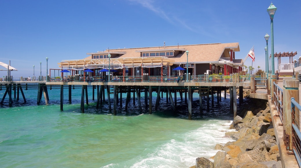 Redondo Beach which includes general coastal views