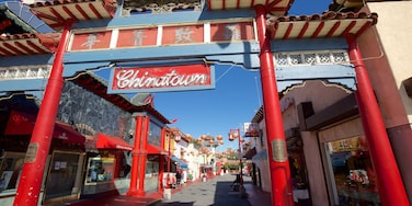Chinatown showing signage