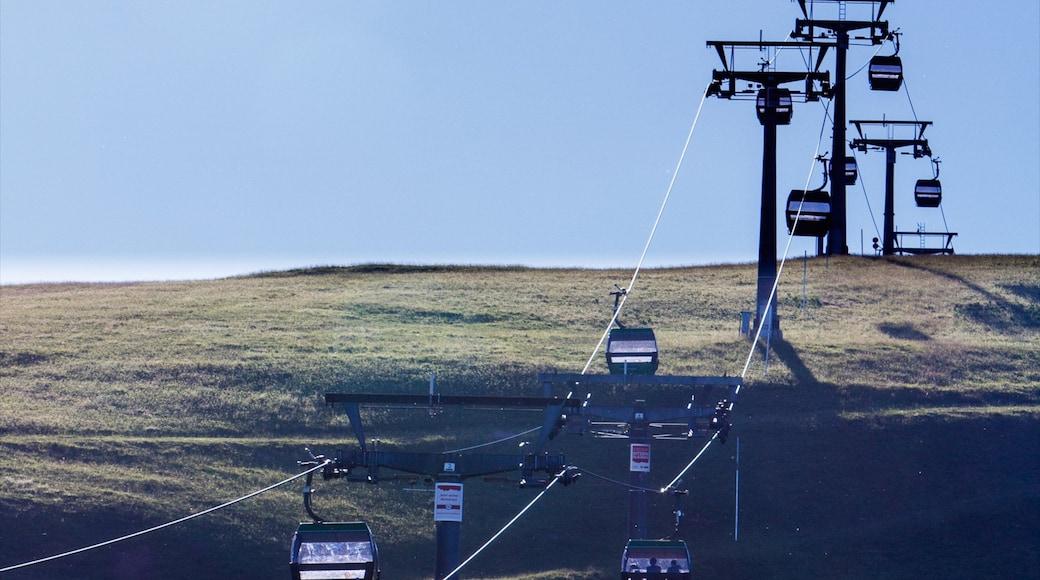 Station de ski de Feldberg mettant en vedette gondole