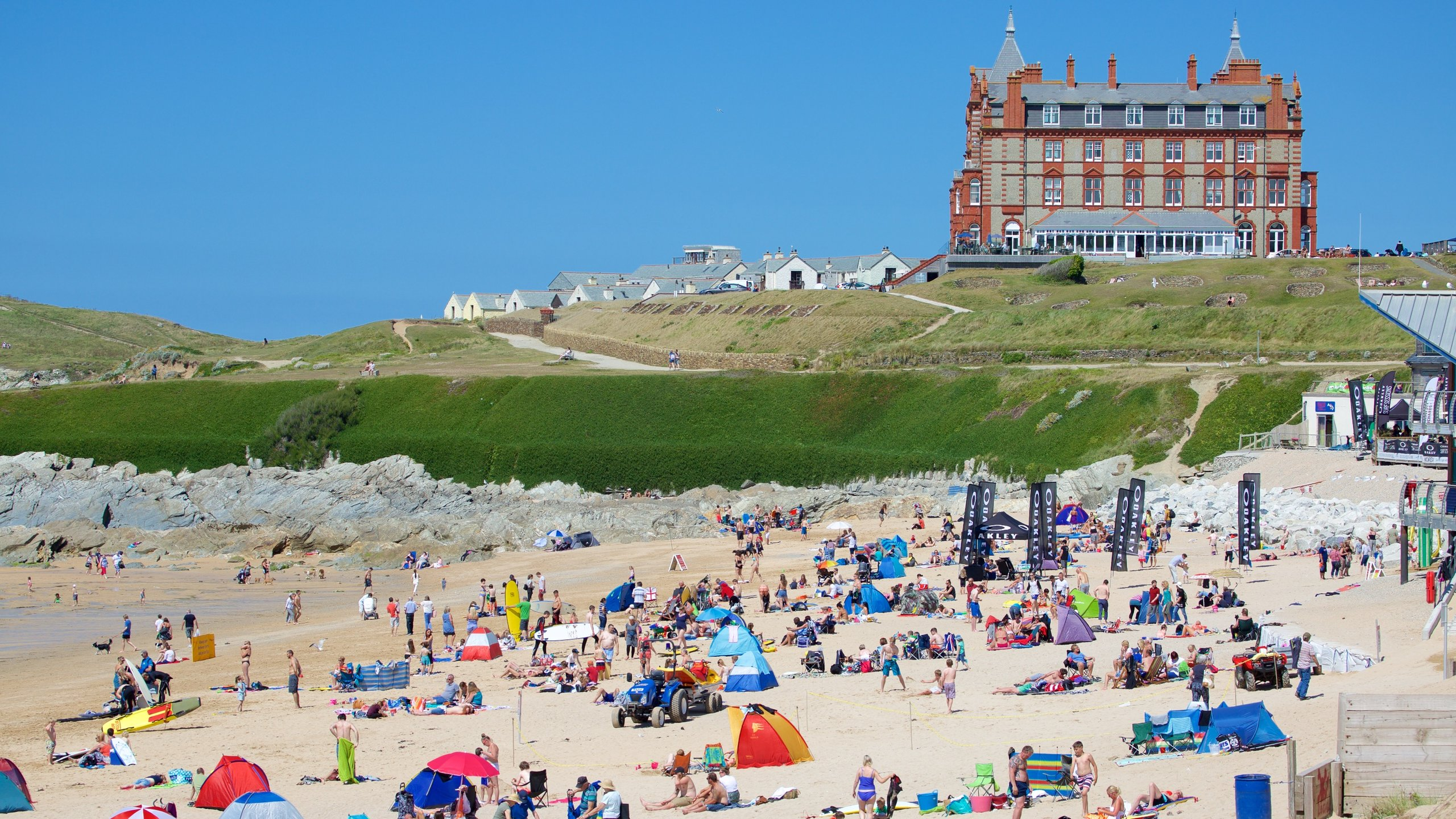 Top 10 newquay hotels with a swimming pool from 55 2019 - Hotels with swimming pools cornwall ...