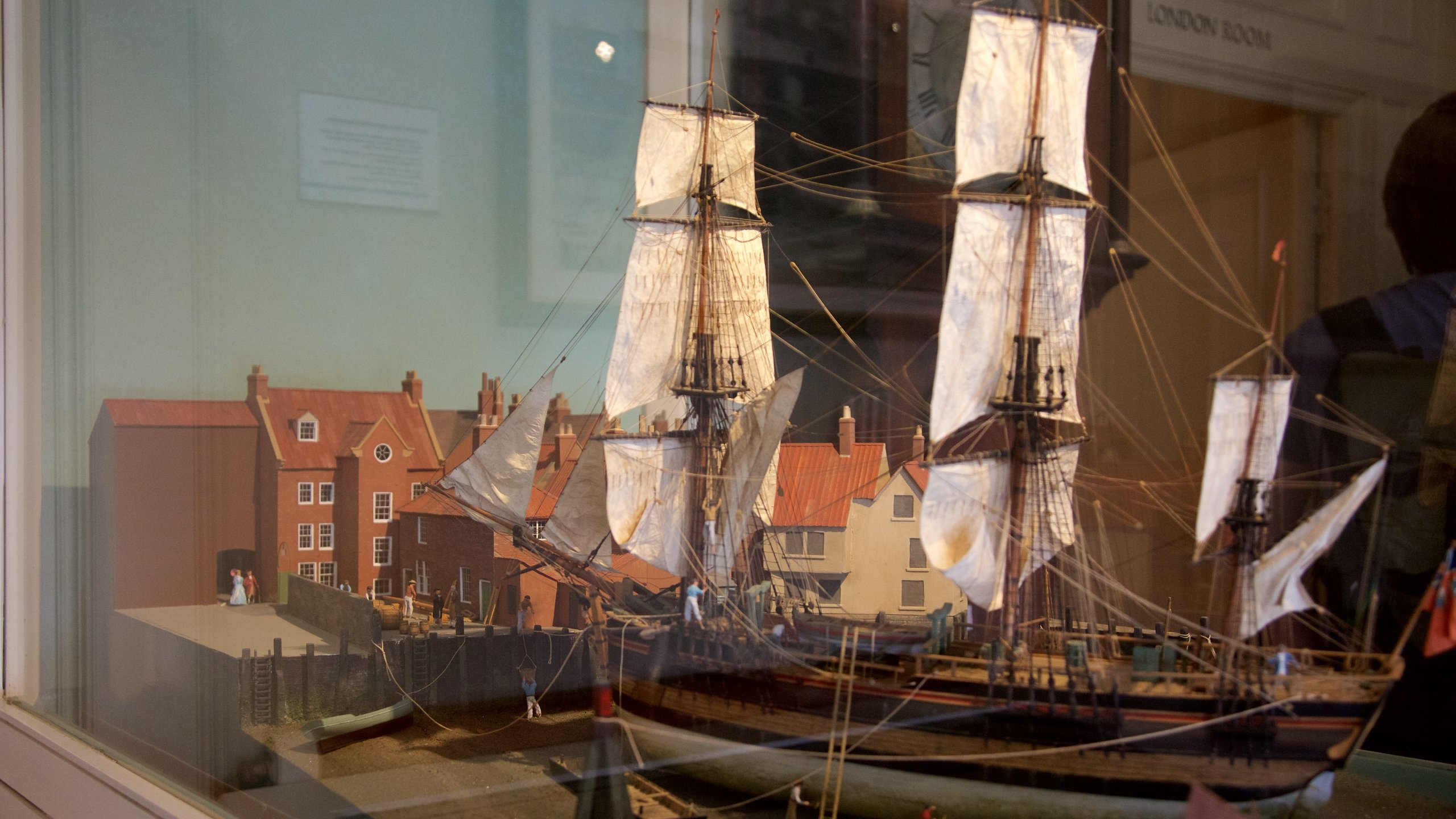 Captain Cook Memorial Museum, Whitby, England, United Kingdom