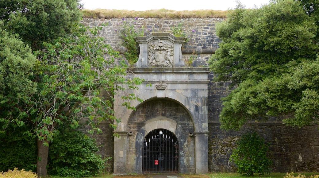 Citadelle royale montrant château