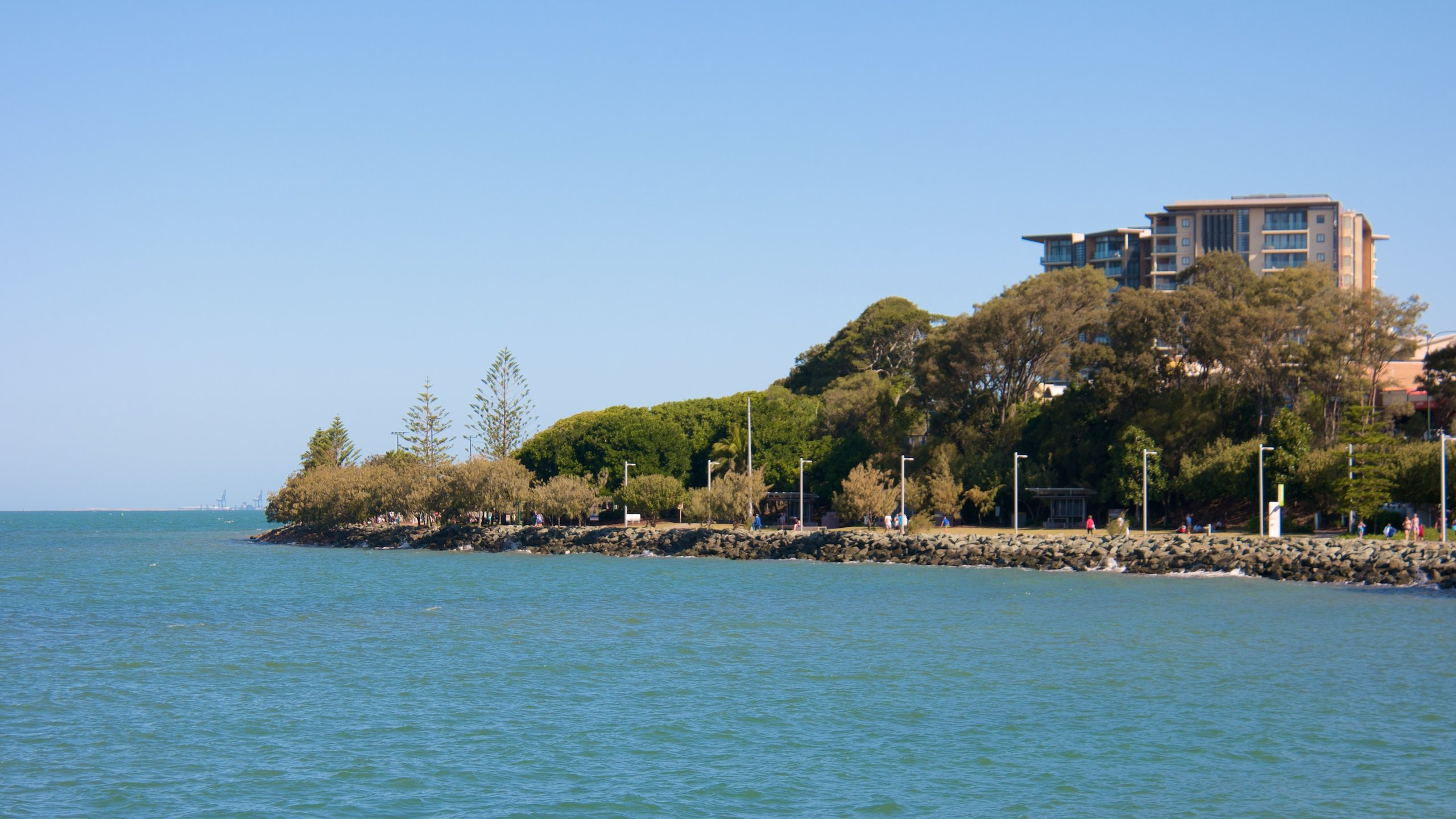 Baie Moreton, Queensland, Australie