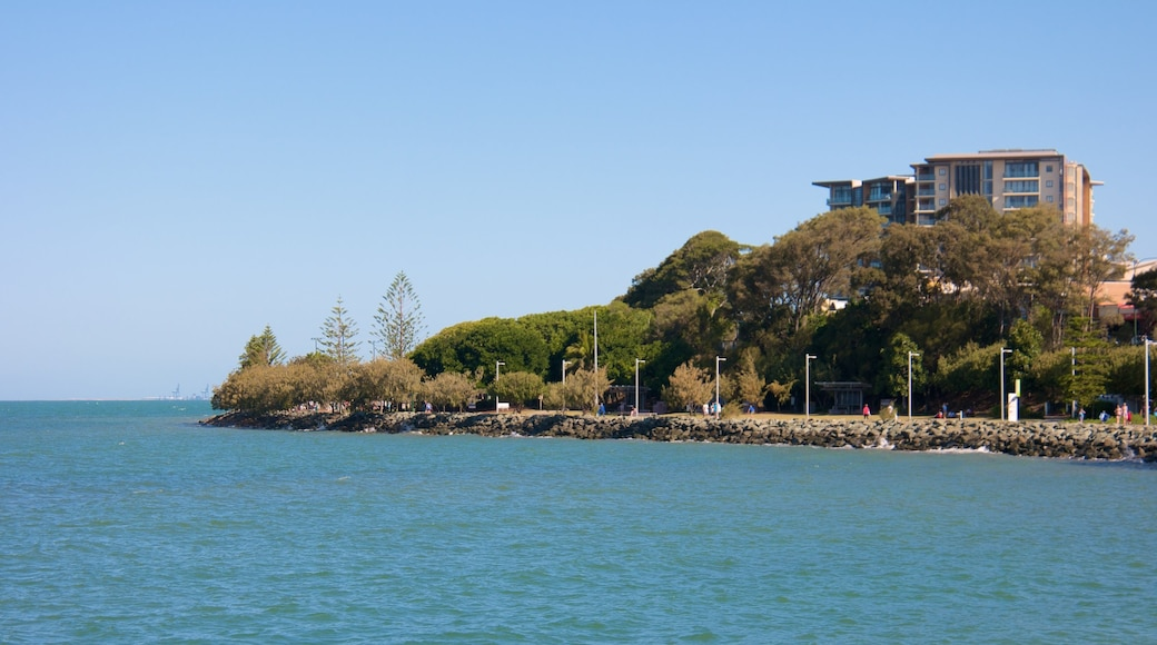 Redcliffe featuring general coastal views