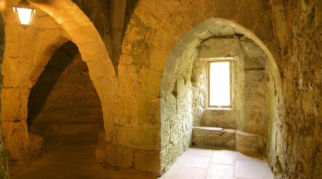 Luxemburg inclusief een kasteel, historische architectuur en interieur