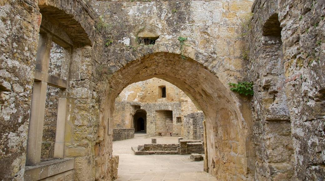 Luxemburg bevat historische architectuur, historisch erfgoed en kasteel of paleis