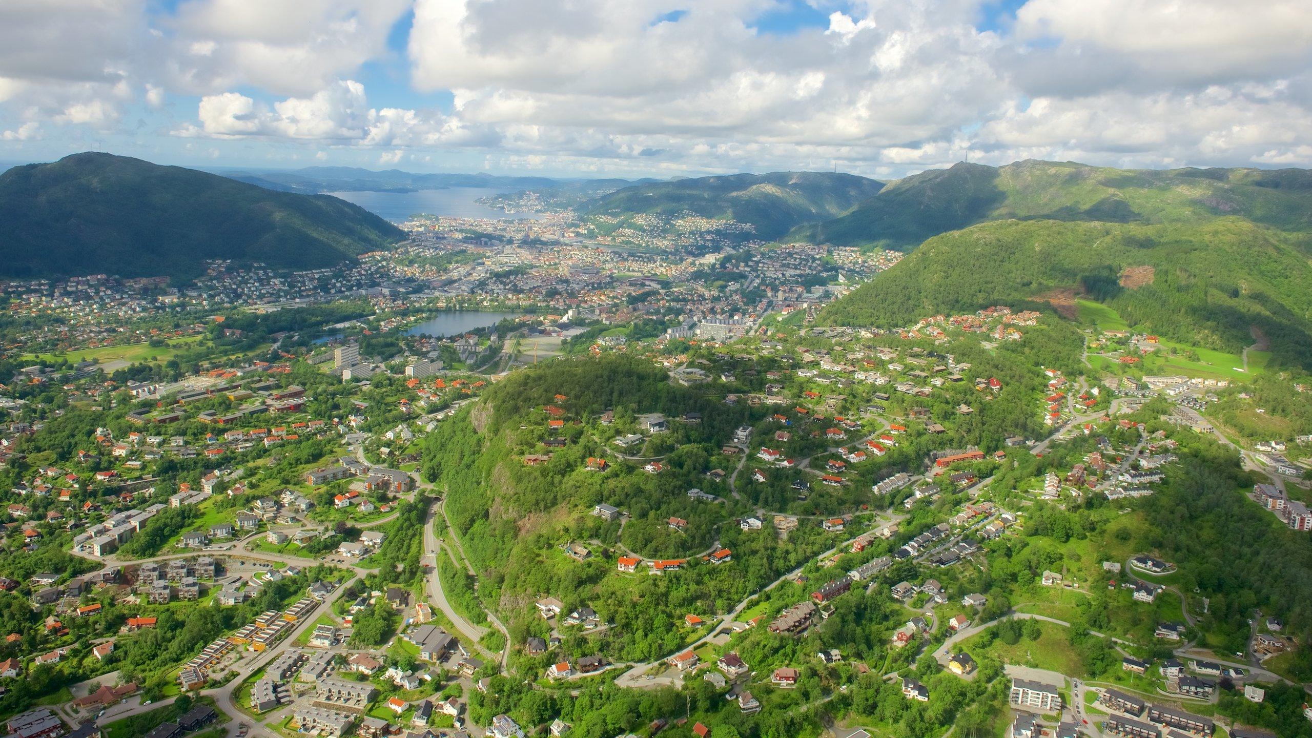 Bergenhus, Bergen, Vestland, Norwegen