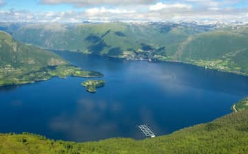 Osterøy – a journey between fjord and mountains