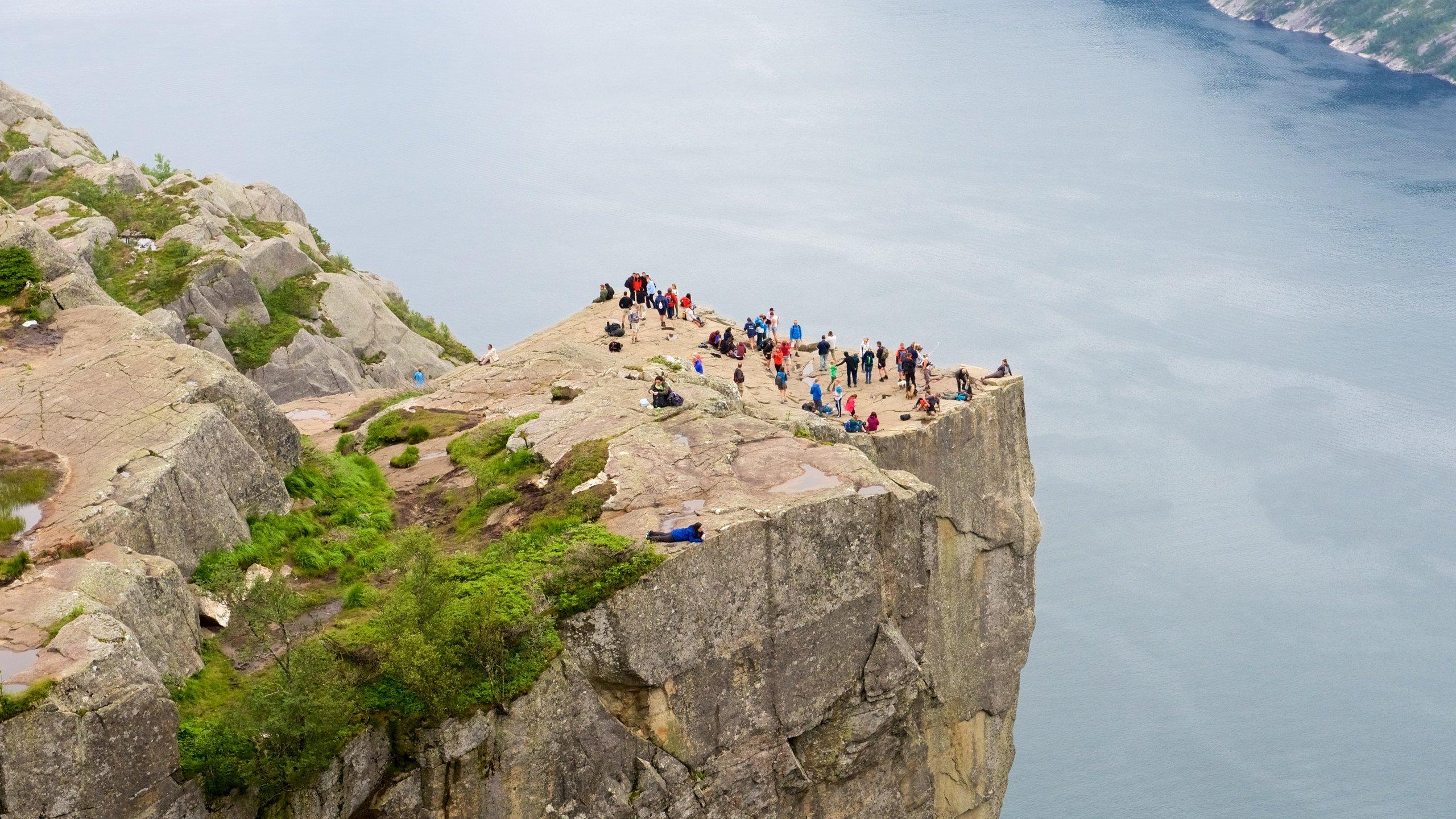 Preikestolen, Forsand, Rogaland, Norway