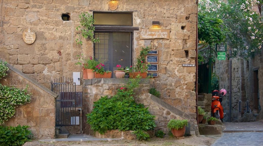 Bagnoregio montrant maison