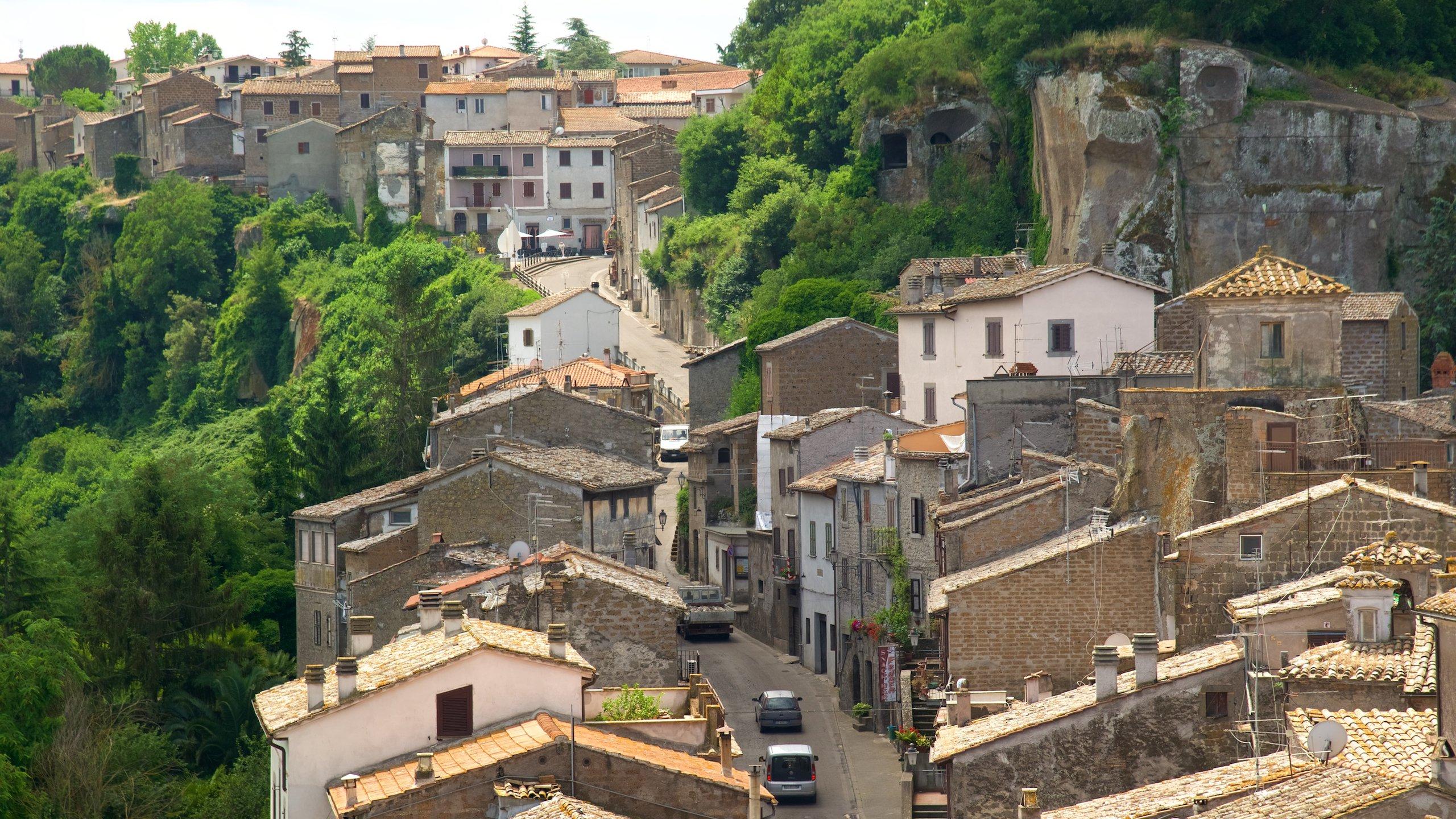 Bomarzo, Lazio, Italia