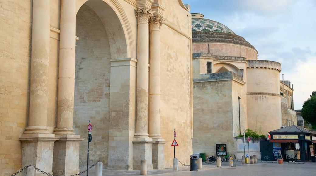Arco di Trionfo mit einem historische Architektur