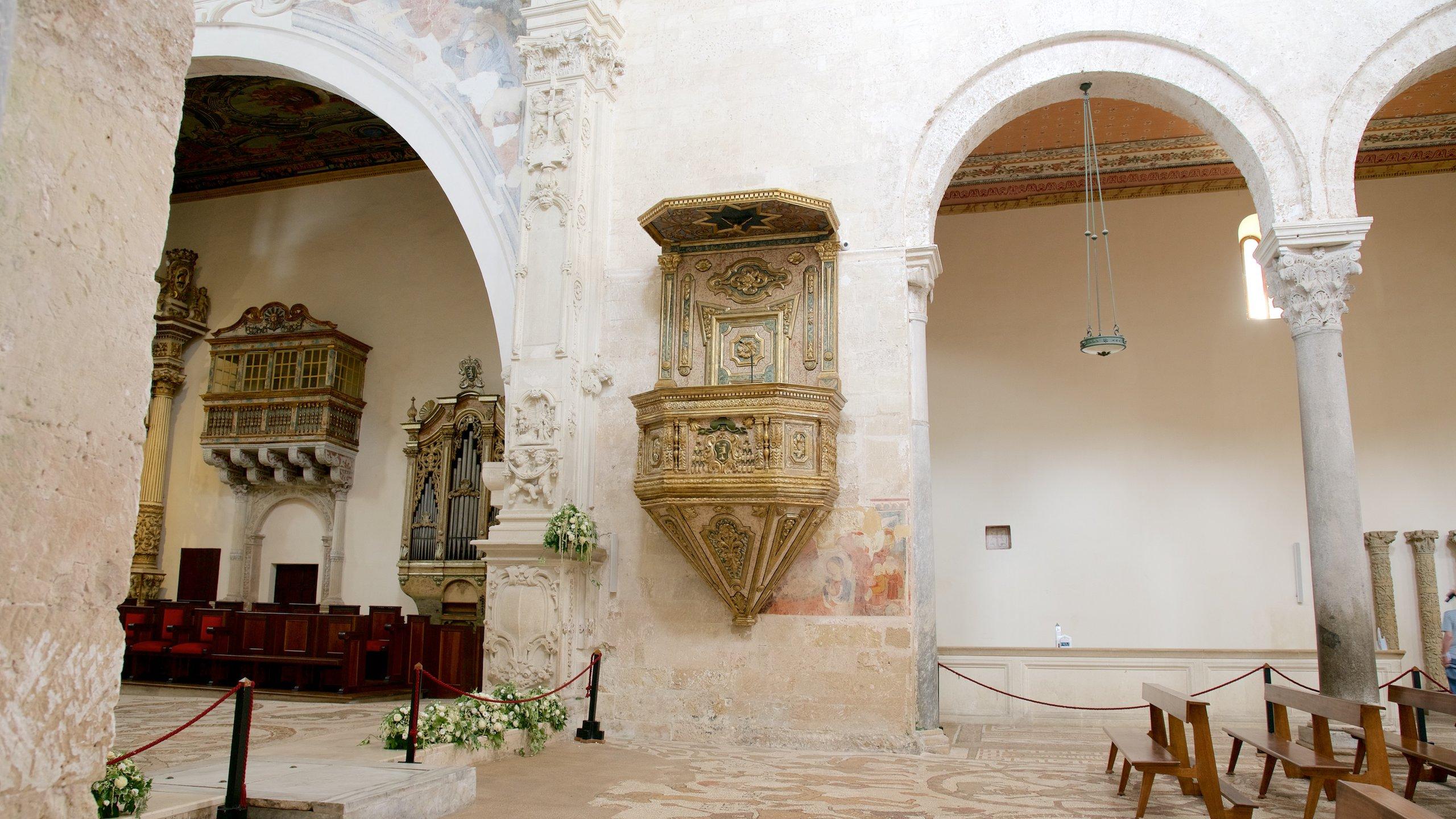 Otranto Cathedral, Otranto, Puglia, Italy