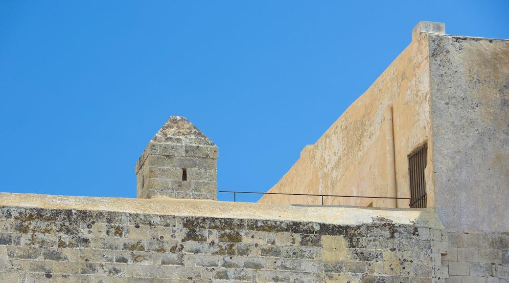 Schloss Gallipoli welches beinhaltet historische Architektur