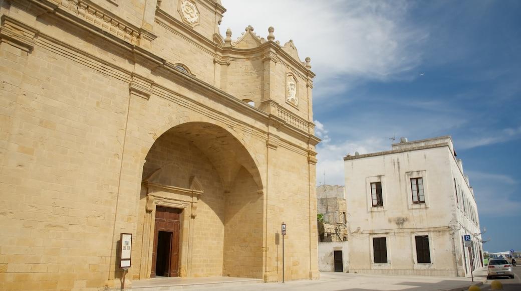 Kirche von Franz von Assisi mit einem historische Architektur, religiöse Elemente und Kirche oder Kathedrale