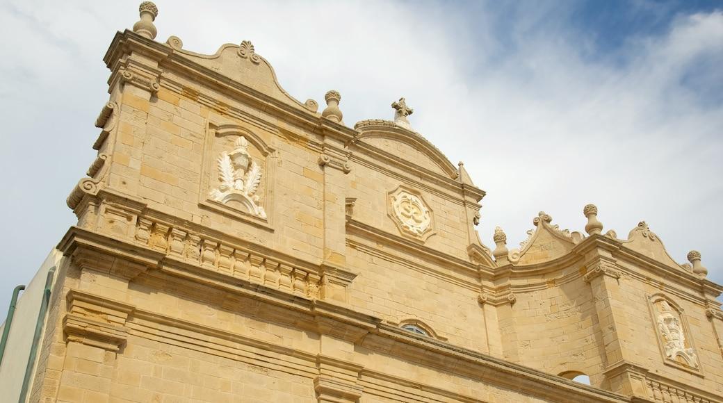 Kirche von Franz von Assisi welches beinhaltet religiöse Elemente, historische Architektur und Kirche oder Kathedrale