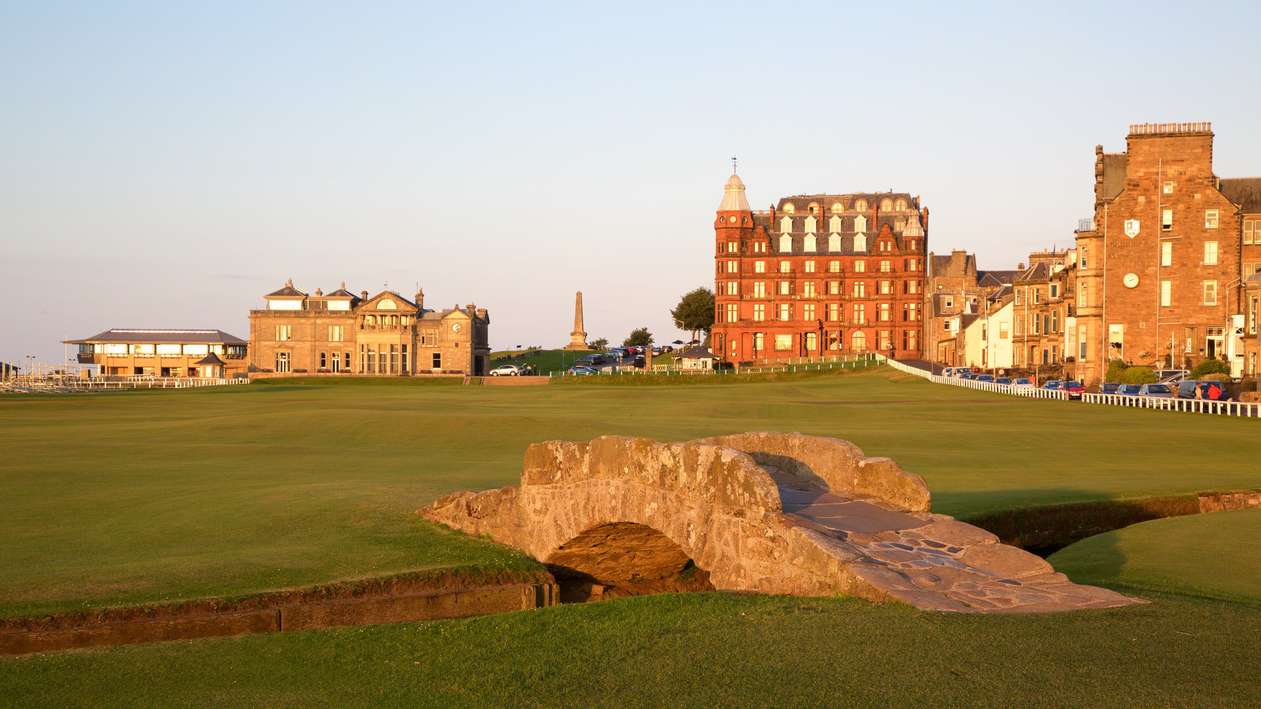 Old Course at St Andrews, St. Andrews, Scotland, United Kingdom