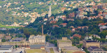 Trieste showing a city