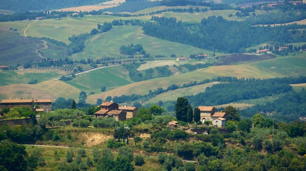 Volterra das einen Landschaften