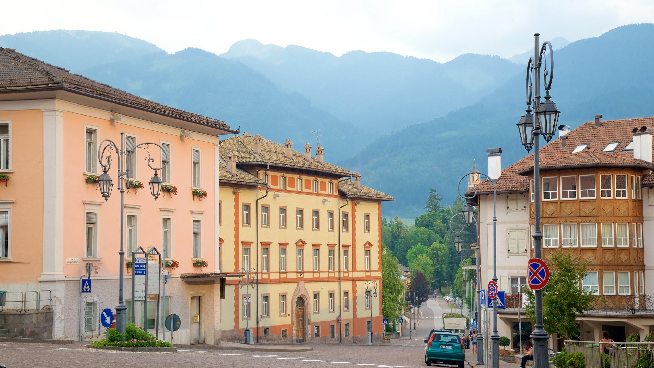 Cavalese, Trentino Alto Adige, Italia