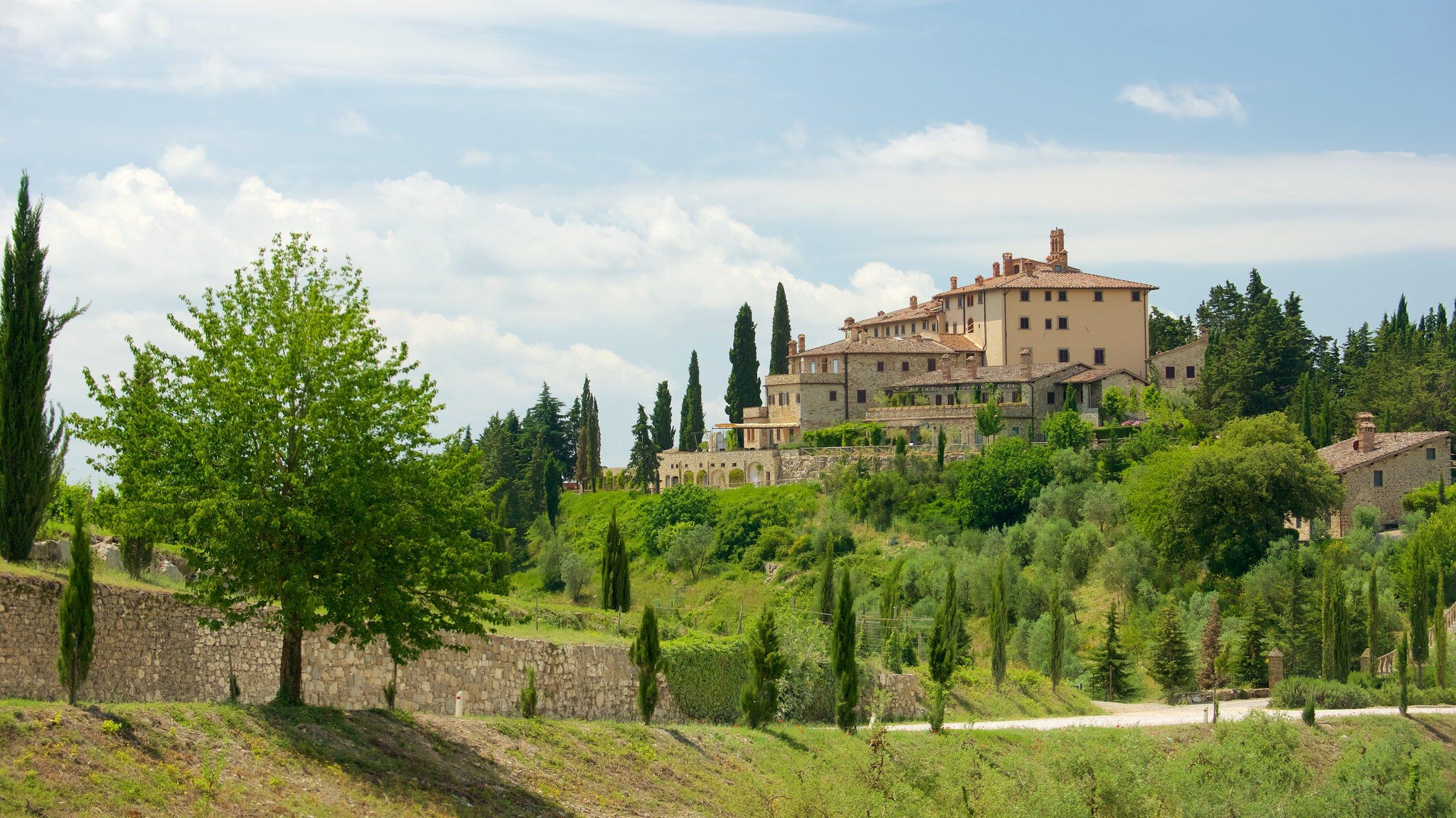 Karta Italien Chianti.Business Och Konferenshotell I Greve In Chianti Expedia Se