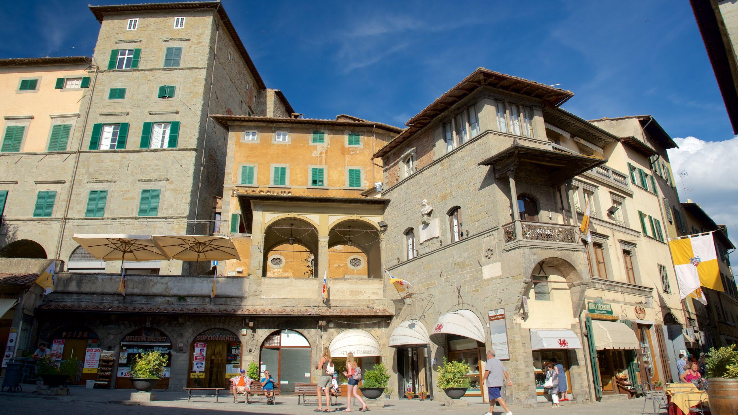 Province of Arezzo, Tuscany, Italy