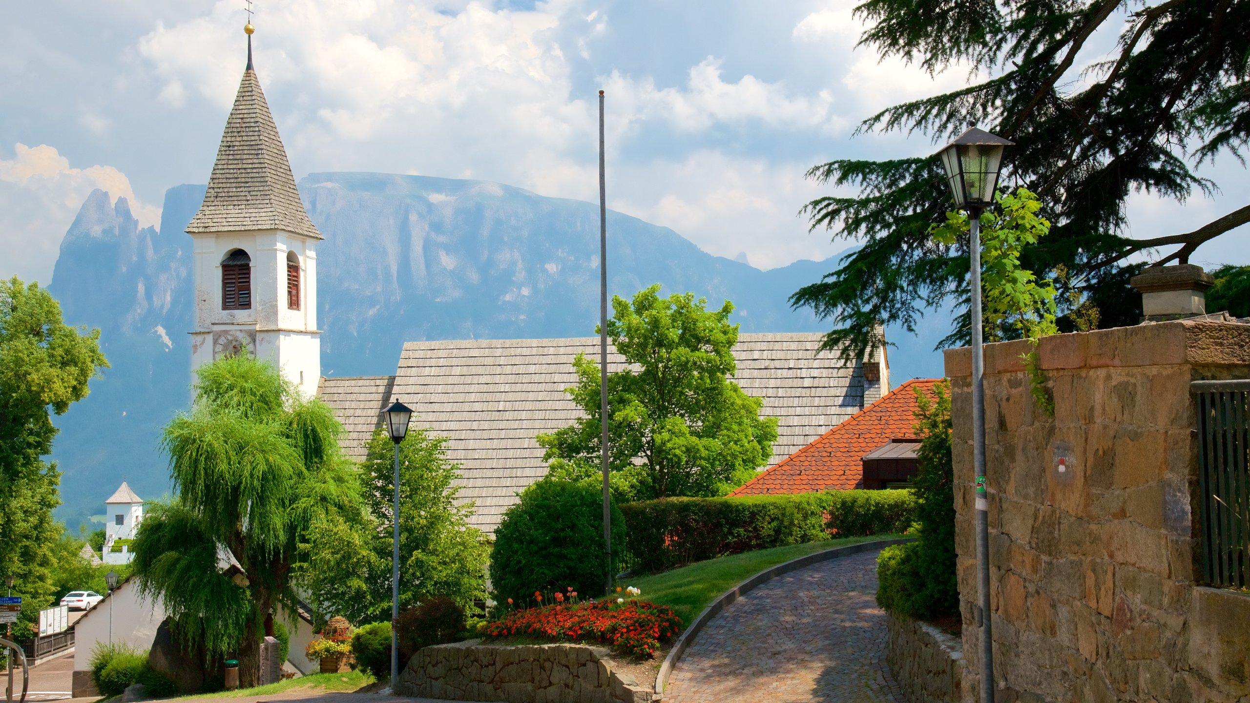 Renon, Trentino-Zuid-Tirol, Italië