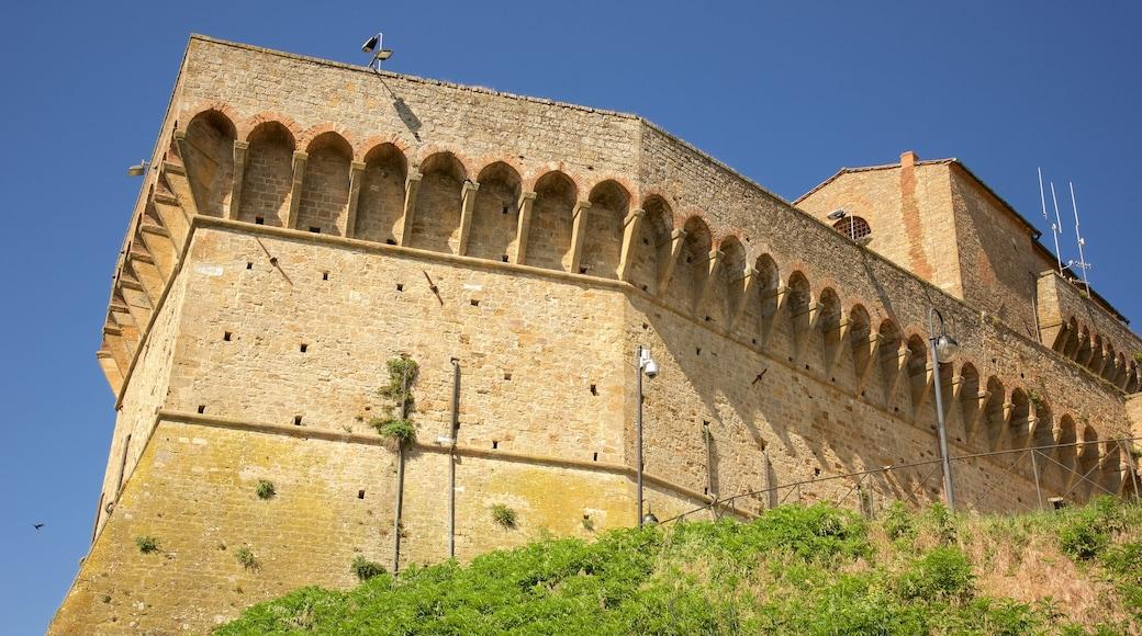Medici-Festung welches beinhaltet Geschichtliches