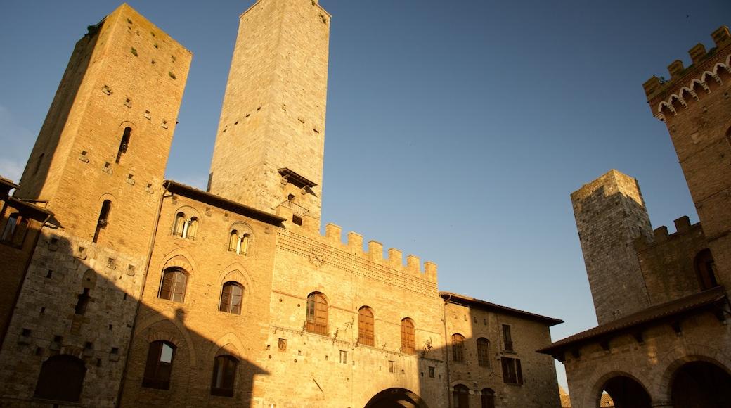 Piazza Duomo เนื้อเรื่องที่ ปราสาท