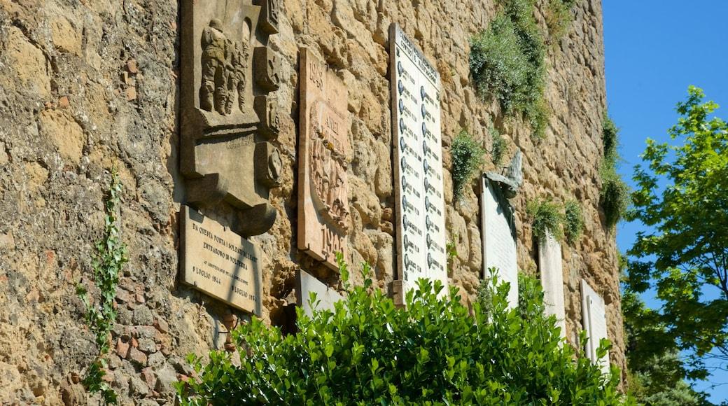 Porta all\'Arco mit einem historische Architektur
