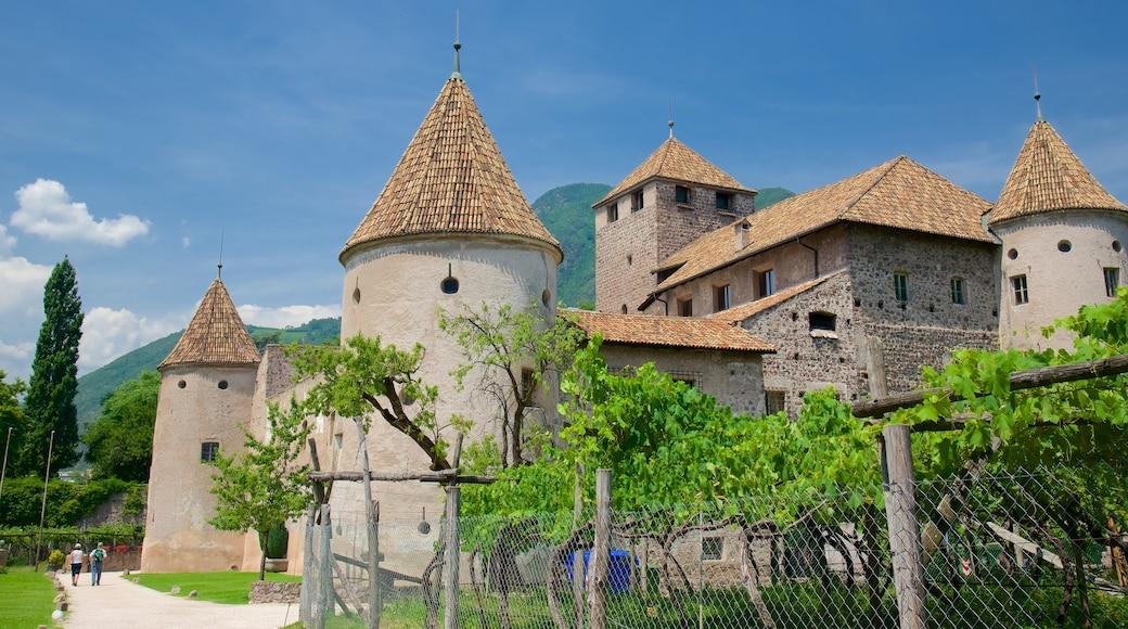 Schloss Maretsch welches beinhaltet Palast oder Schloss und historische Architektur