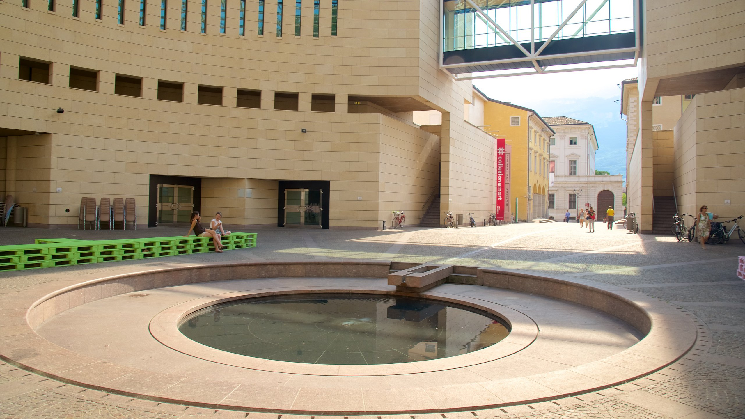 Museum Of Modern And Contemporary Art Of Trento And Rovereto Plan