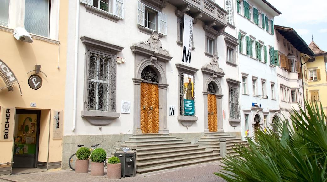Bozen welches beinhaltet historische Architektur