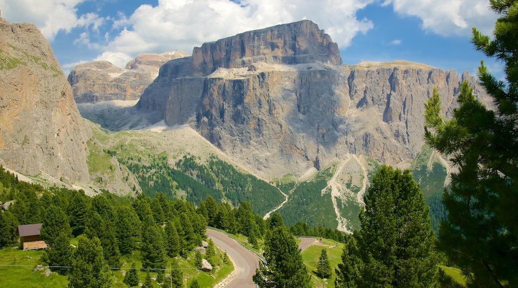Trentino mit einem Landschaften und Berge