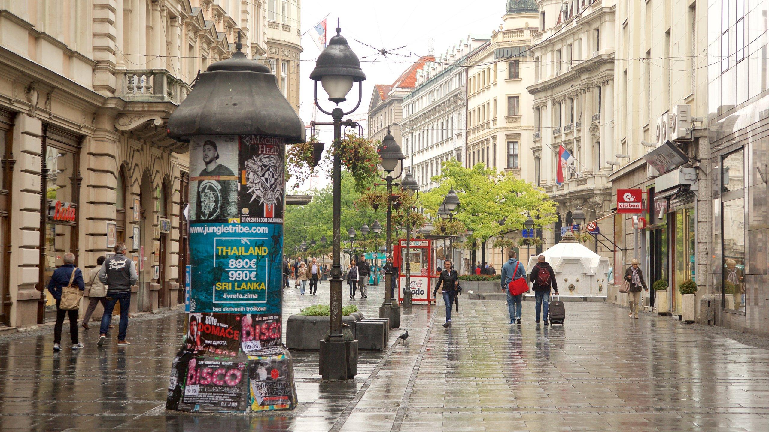Stari Grad, Beograd, Sentrale Serbia, Serbia
