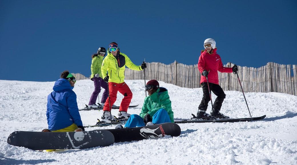 La Molina Ski Resort inclusief skiën, snowboarden en sneeuw