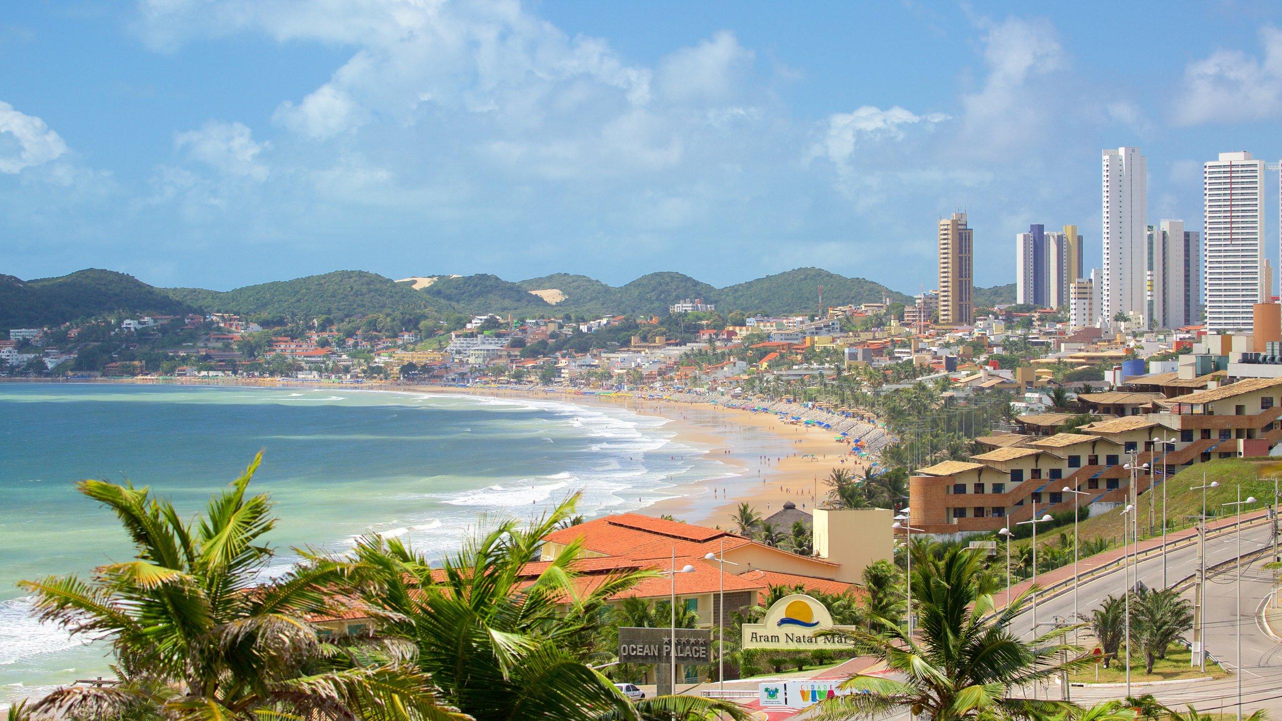 Ponta Negra, Natal, Rio Grande do Norte (Stato), Brasile