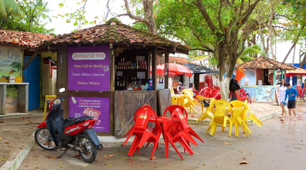 Porto de Galinhas which includes a bar