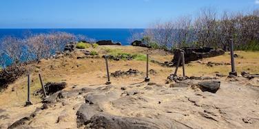 Sao Pedro do Boldro Fort featuring general coastal views and rocky coastline
