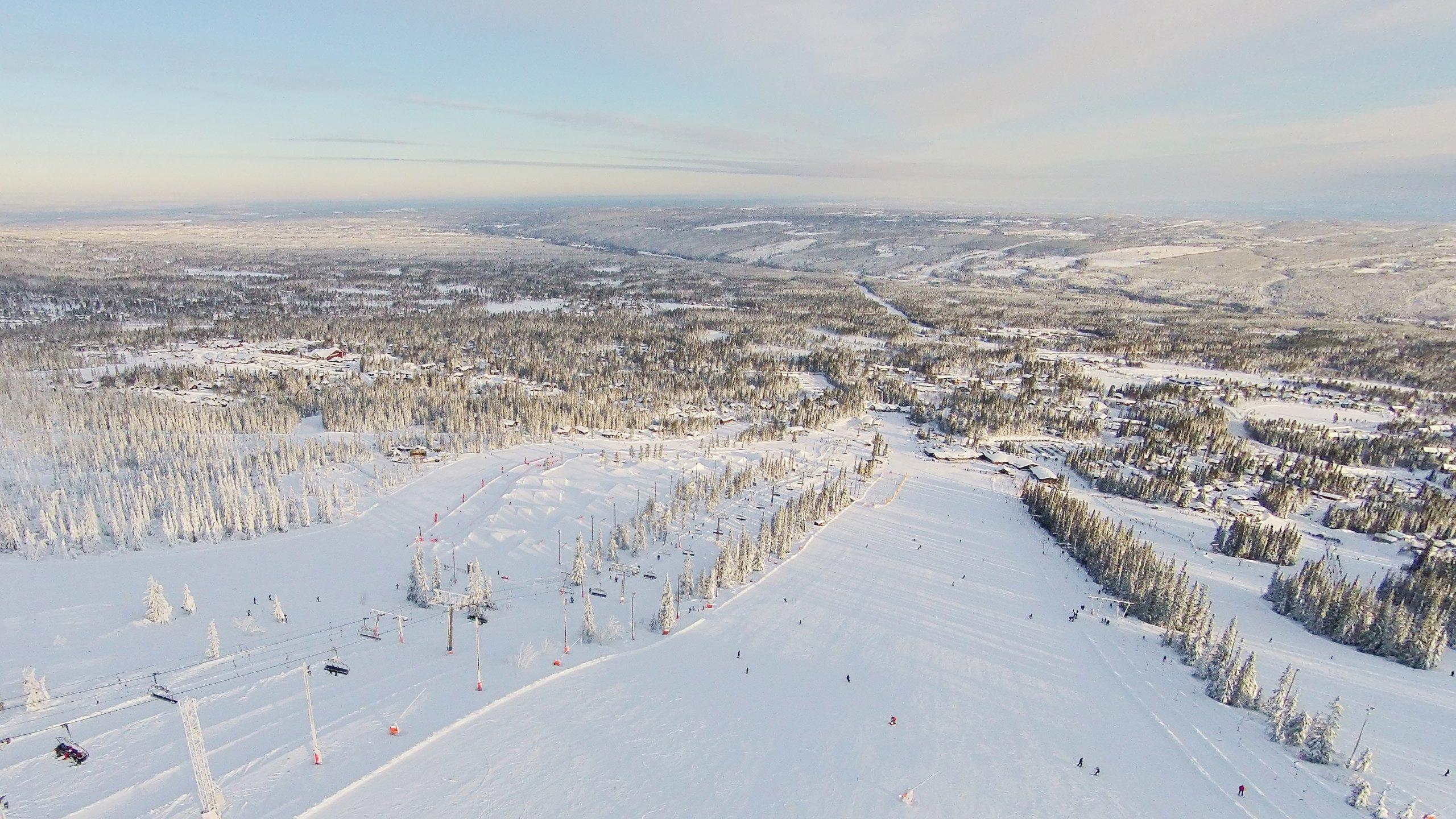 Malung-Sälen Municipality, Dalarna County, Sweden